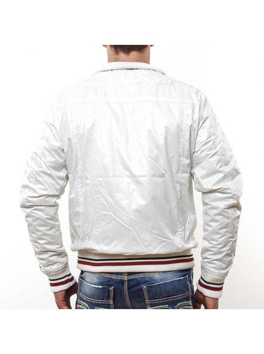 Cipo & Baxx férfi kabát C7100P-WHITE