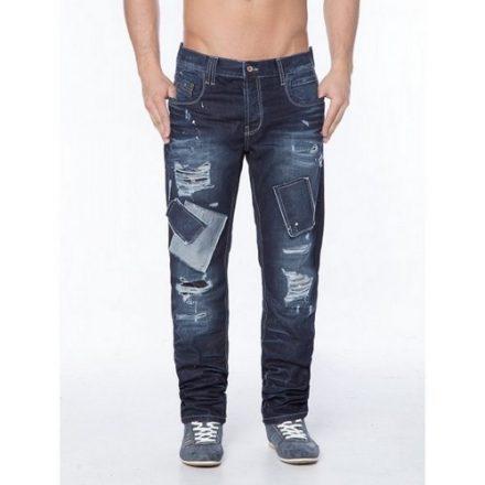 Cipo & Baxx fashionable torn men's denim pants CD101