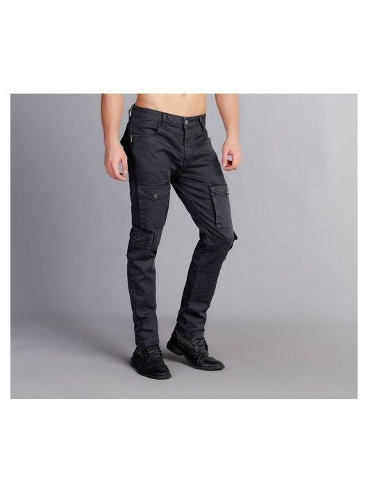 Cipo & Baxx divatos férfi farmer CD205ANTHRACITE