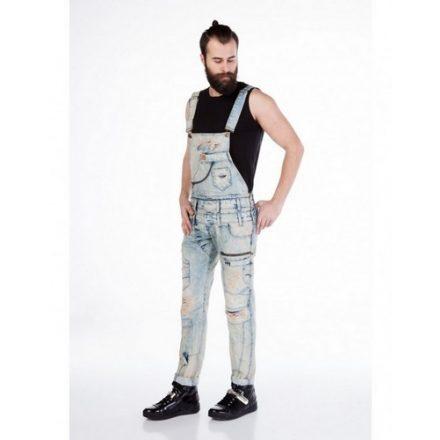 Cipo & Baxx fashionable bridled pants CD225