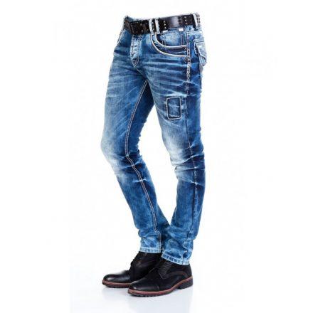 Cipo & Baxx Slim fit denim pants CD314