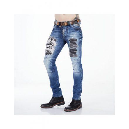 Cipo & Baxx men's denim pants CD353