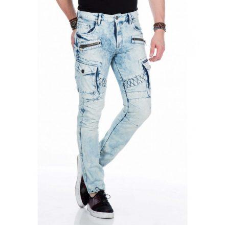 Cipo & Baxx light Regular fit pants CD435