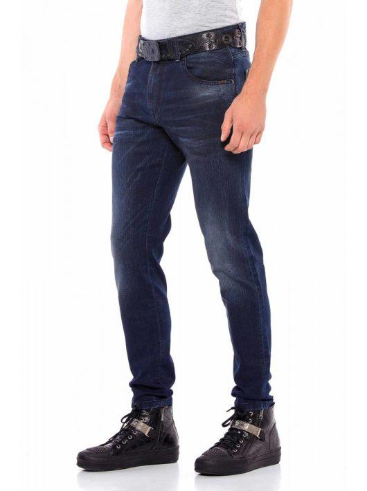 Cipo&Baxx divatos férfi farmernadrág CD540BLUE