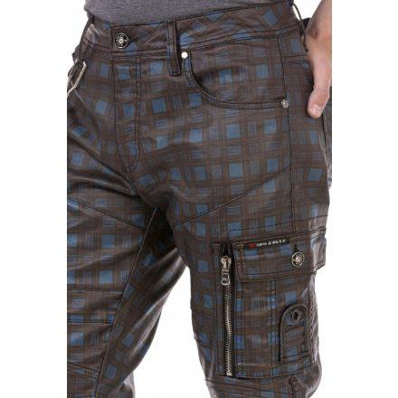 Cipo&baxx regular fit férfi farmernadrág CD721 Blue
