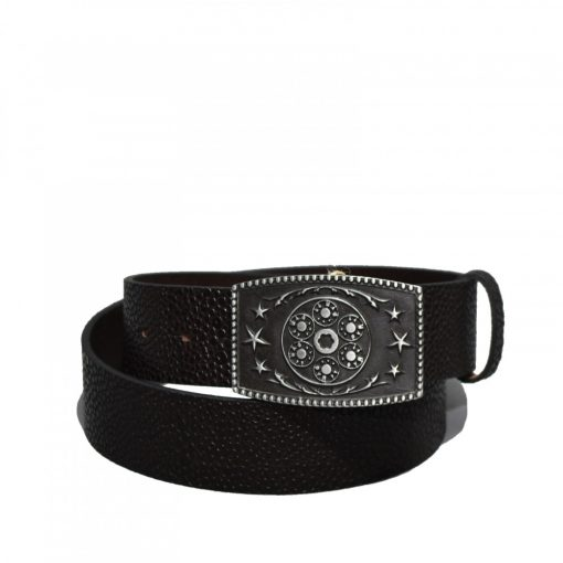 Cipo & Baxx men's belt CG113BROWN