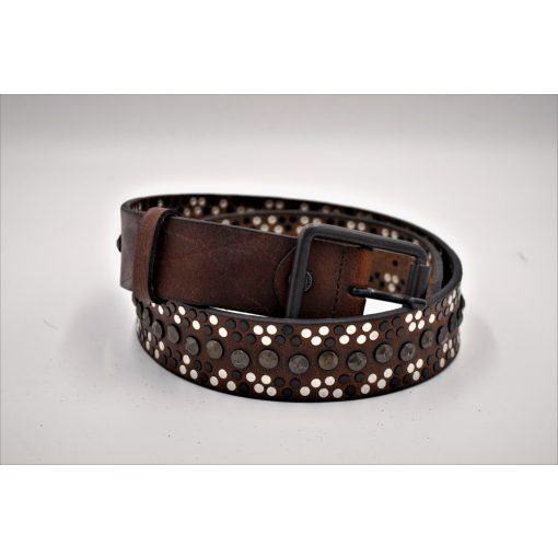 Cipo & Baxx brown men's belt CG132 BROWN
