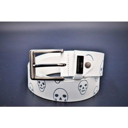 Cipo & Baxx fashionable belt CG140 WHITE