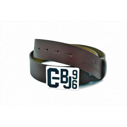 Cipo & Baxx férfi bőr öv CG149 Brown
