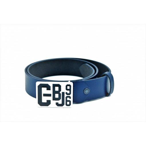 Cipo & Baxx blue men's belt CG149 NAVY BLUE