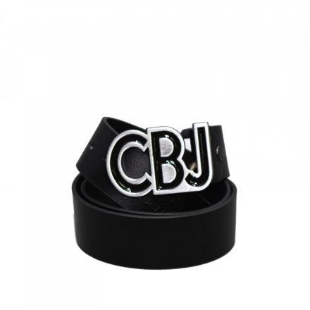 Cipo & Baxx férfi bőr öv CG161 Black