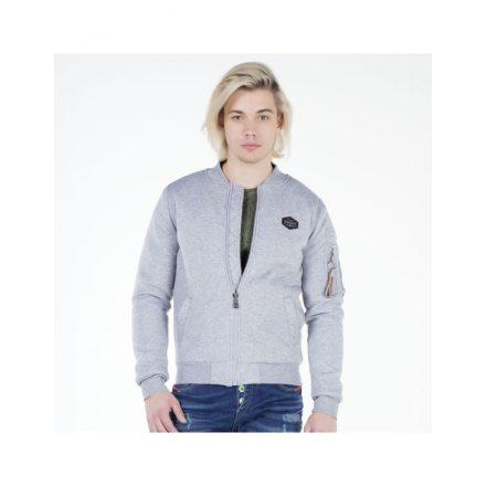 Cipo & Baxx  férfi kabát CJ151GREY