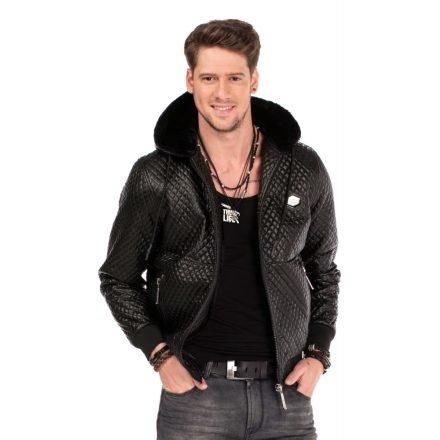 Cipo & Baxx black jacket CJ229