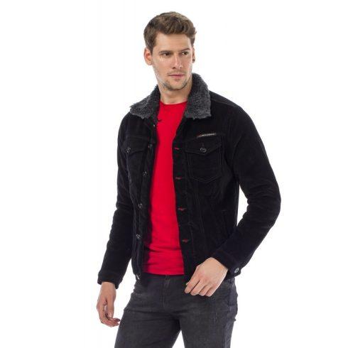 Cipo & Baxx férfi téli kabát