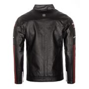 Cipo & Baxx divatos férfi kabát CJ256BLACK