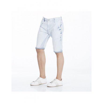 Cipo & Baxx divatos rövidnadrág CK141 BLUE