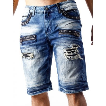 Cipo & Baxx fashionable shorts ck181Blue