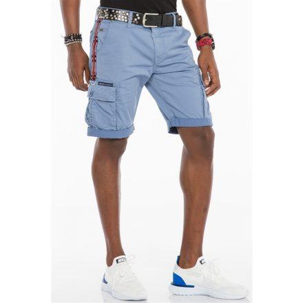 Cipo & Baxx divatos farmer rövidnadrág CK192 Blue