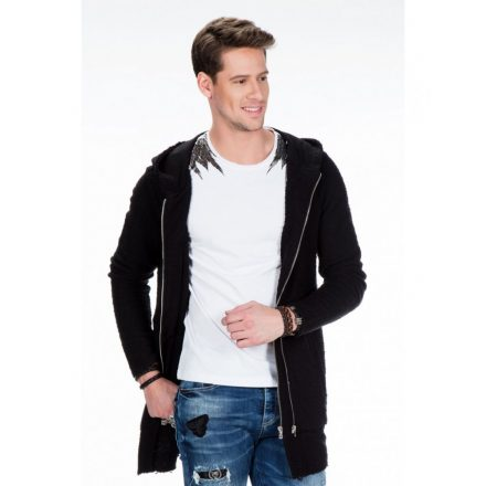 Cipo & Baxx black pullover