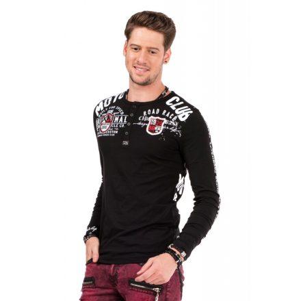 Cipo & Baxx longsleeve shirt CL315