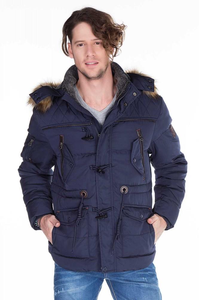 Télikabátok Kabátok FÉRFI Cipo & Baxx Márkabolt