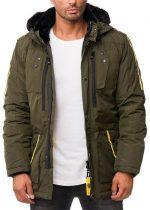 VALÓ VILÁG termékek - Cipo Baxx Denim Brand - Kabátok  9a18576e5c