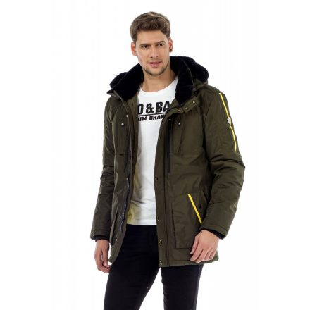 Cipo & Baxx thick jacket