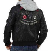 Cipo & Baxx faux leather jacket CM138