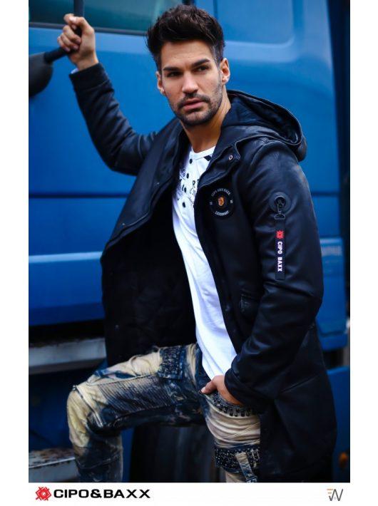 Cipo & Baxx férfi kabát