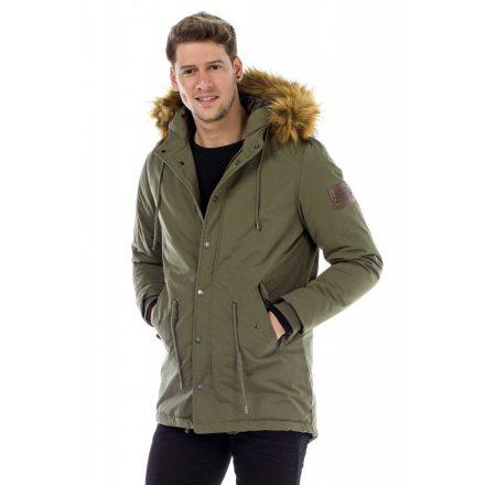 Cipo & Baxx warm winter jacket