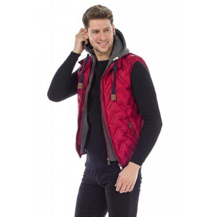 Cipo & Baxx men's vest CM151 RED