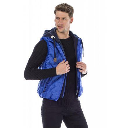 Cipo & Baxx men's vest CM151 SAXE BLUE