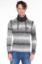 cipo&baxx limitált kötött pulóver
