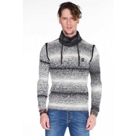 Cipo & Baxx limited edition knitted pullover