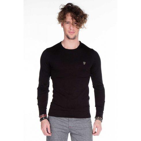 Cipo & Baxx limitált férfi pulóver