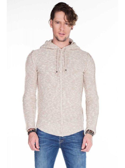 Cipo & Baxx stone férfi pulóver