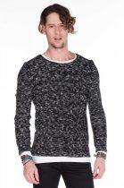 cipo&baxx prémium kötött pulóver