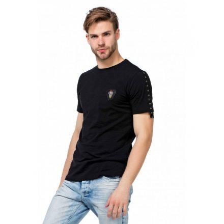 Cipo & Baxx black men's T-shirt
