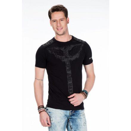 Cipo & Baxx premium quality black T-shirt