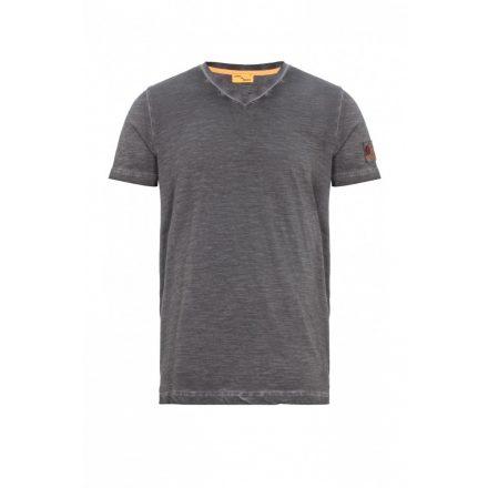 Cipo&baxx divatos férfi póló CT596ANTHRACITE