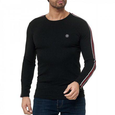 Red Bridge férfi pulóver M2161 black