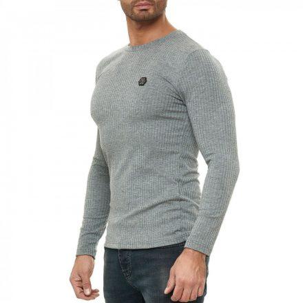 Red Bridge férfi pulóver M2166 grey