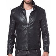 Red Bridge fashionable men's jacket M6002 BLACK