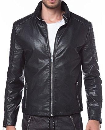 red bridge divatos férfi kabát M6002 BLACK - Cipo Baxx Denim Brand - Kabátok   059548dd5c