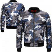 Cipo & Baxx men's wind jacket M6030_CAMOUFLAGE