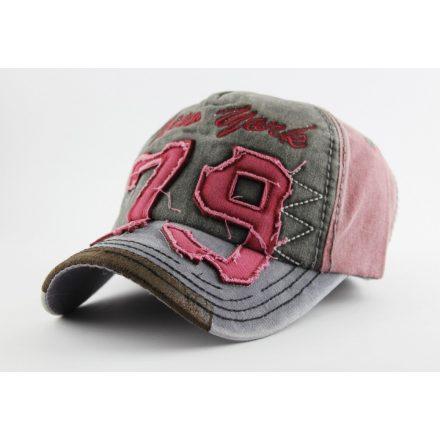 Waku men's baseball cap SK112