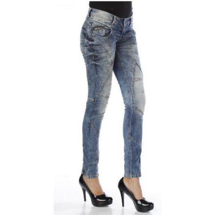 Cipo & Baxx divatos női farmer WD175