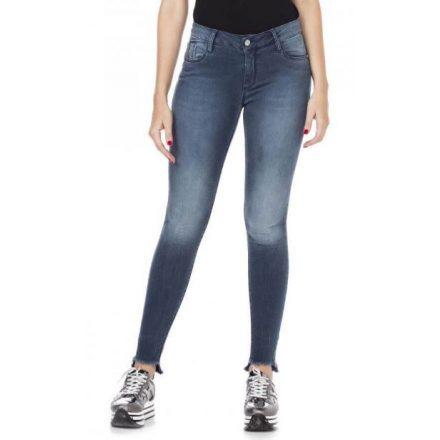 Cipo & Baxx fashionable women's denim pants WD355BLUE
